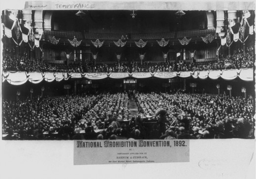 1892 Prohibition Party Convention