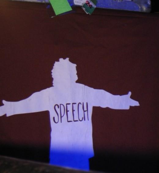 Speech!