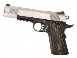 Review:  Colt 1911 Rail Gun