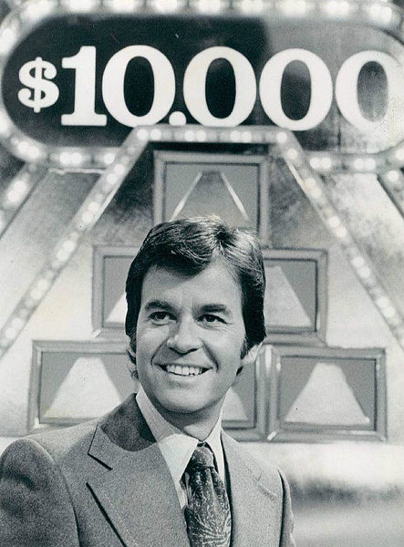 Pictured: Host Dick Clark