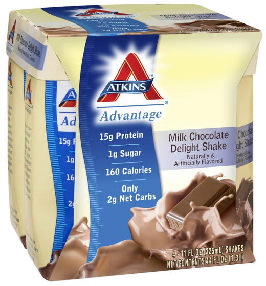 Atkins Advantage Shake - Milk Chocolate Delight