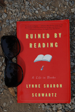 BOOK, LINE & THINKER: Review of Ruined By Reading