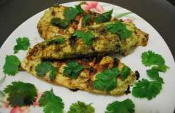 OVEN BAKED CORIANDER FISH RECIPE