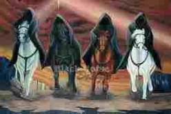 The Fearful Horsemen of Revelations