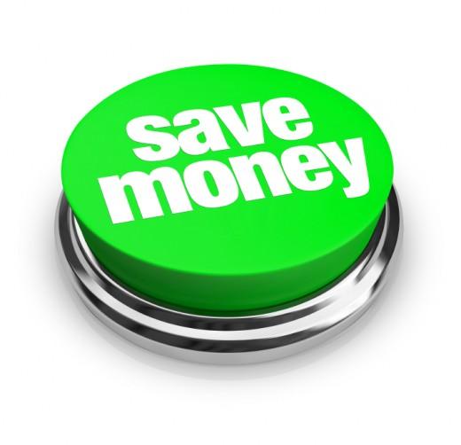 Save Money . . . It's Easy!