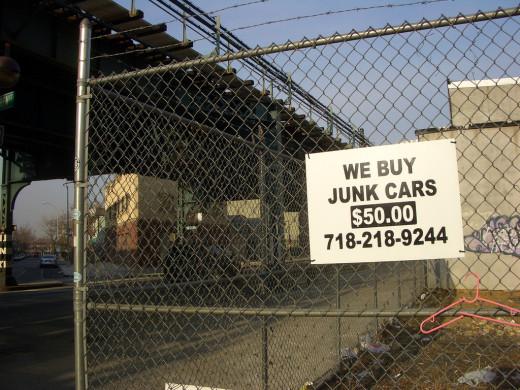 A Junk Car Buyer