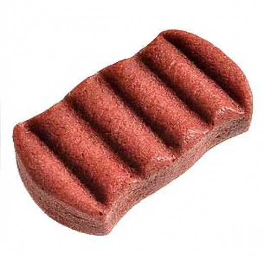 Konjac Red French Clay Body Sponge