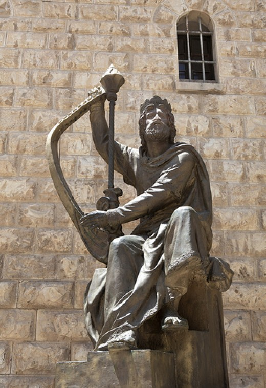 King David's Tomb.