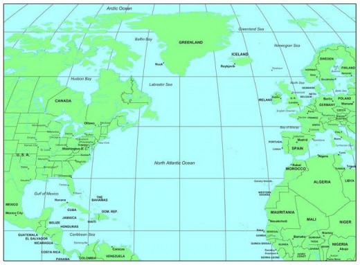 Do you see that distance between the U.S. and the U.K.? And they're completely okay with it!