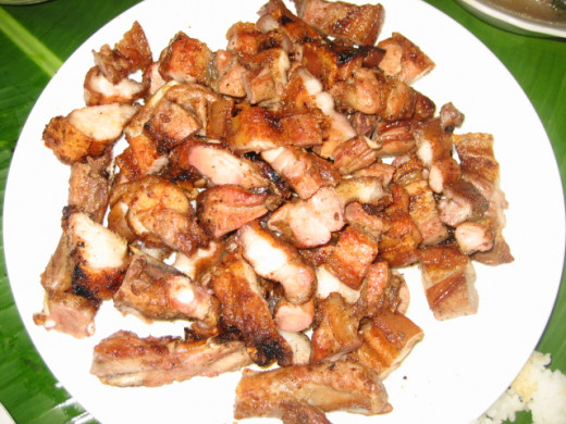 Sliced Pork Barbeque
