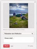 Using Pinterest for Stress Management