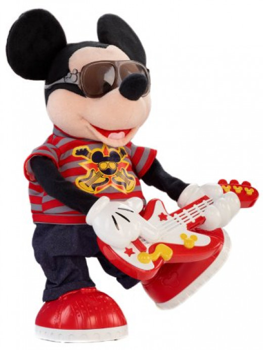 Disney's Rock Star Mickey Mouse