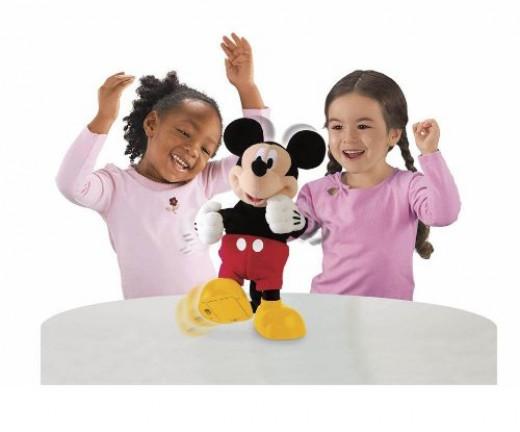 Disney's Mickey Hot Dog Dancer