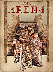 Imperial City Arena Poster