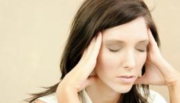 More migraines affect women than men.