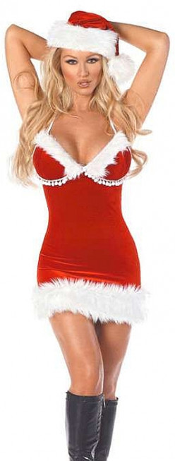 Mrs Santa Costumes and More!