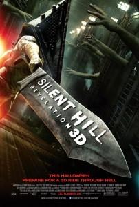 Teaser poster for Silent Hill: Revelation 3D