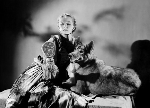 Nina Foch in Cry of the Werewolf (1944)