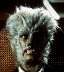 Dean Stockwell as the Werewolf of Washington (1973)