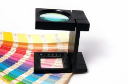 The College of Fine Arts is a graphic design school. Press colour management.