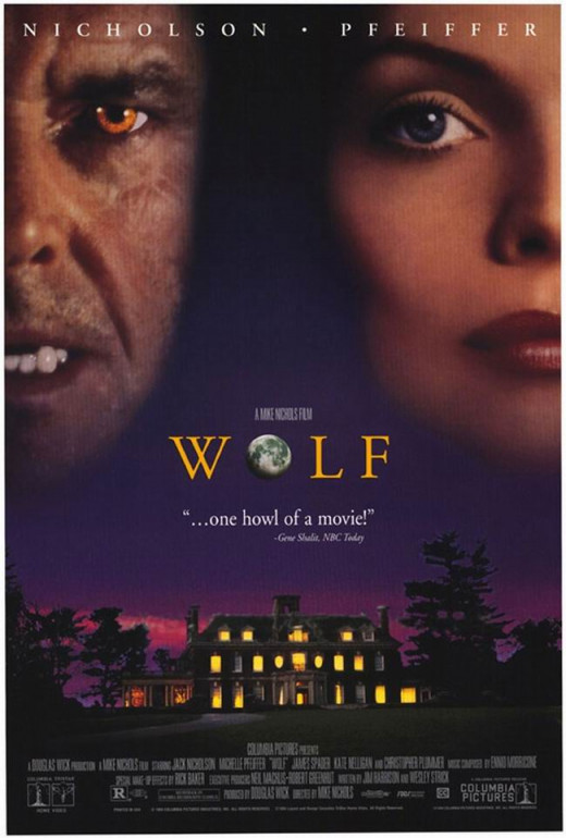 Wolf (1994) poster