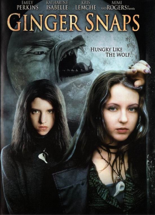 Ginger Snaps (2000) poster