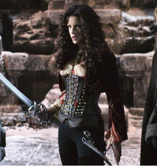 Kate Beckinsale in Van Helsing (2004)