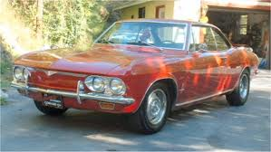The GM Chevrolet Corvair