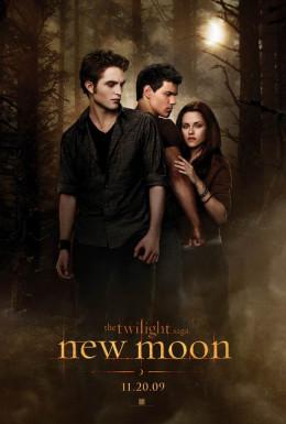 Twilight Saga: New Moon (2009) poster