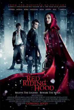 Red Riding Hood (2011) poster