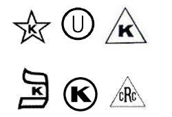 "If you see one of these symbols on a label it means ""the food has been inspected by one of the many kosher certifying agencies in the US."