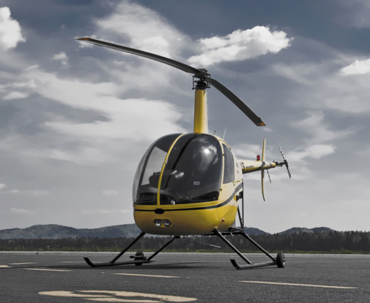 R22: The best entry level helicopter