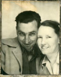 RC & Hattie Alawine aka  Dick & Pat