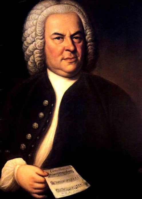 """I was obliged to work hard.  Whoever is equally industrious will succeed just as well.""--Bach assessing his own art."