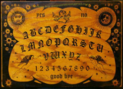Journey Into The Occult- A Story involving a real experience with the Ouija Board