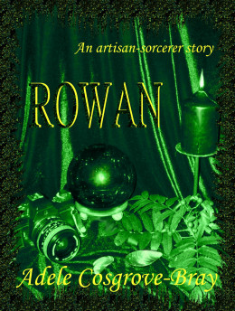 Discover the artisan-sorcerer series. Urban fantasy/paranormal romance by Adele Cosgrove-Bray.