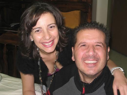 Sonia & Tony