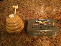Sweet Cream Cheese Snack