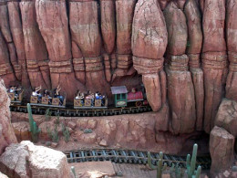 Another Big Thunder Mountain ride