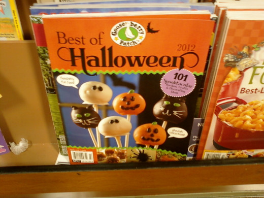 There are many book on pumpkin designs out there.