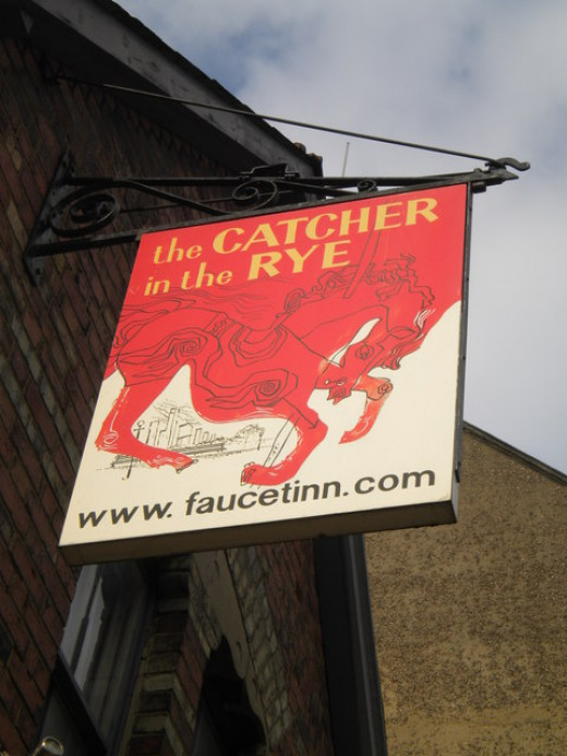 The Catcher in the Rye pub