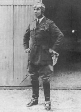 Mitchell as Assistant Chief of Air Service after World War 1