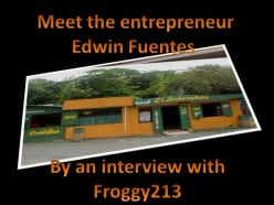 Meet the Entrepreneur Edwin Fuentes Delgado