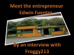 Meet the Entrepreneur Edwin Fuentes Delgado