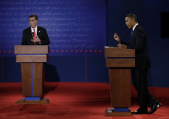 What did everyone think of the first Presidential Debate?