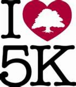5K's are a great way to combine exercise and socializing with friends and family!