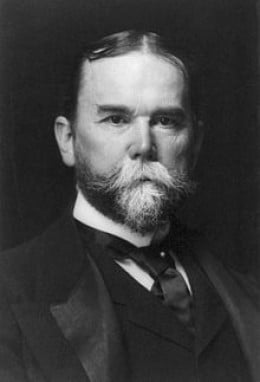 John Milton Hay, Private Secretary to President Abraham Lincoln and Secretary of State to President Theodore Roosevelt