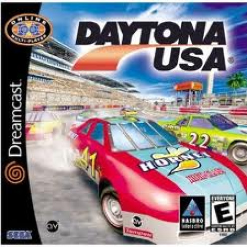 Daytona USA for the Sega Dreamcast was also at the arcade. This game had dreamy graphics and the cars handling is super smooth.