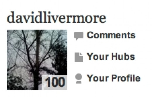 The first time I discovered my hubber score at 100.  Doesn't mean too much now though.