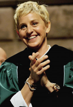 DeGeneres is the current JCP spokesperson.
